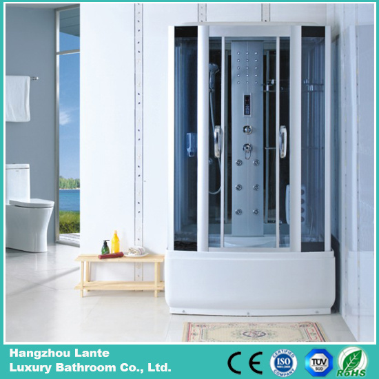 Fiberglass Shower Steam Room with CE Approved (LTS-6130)