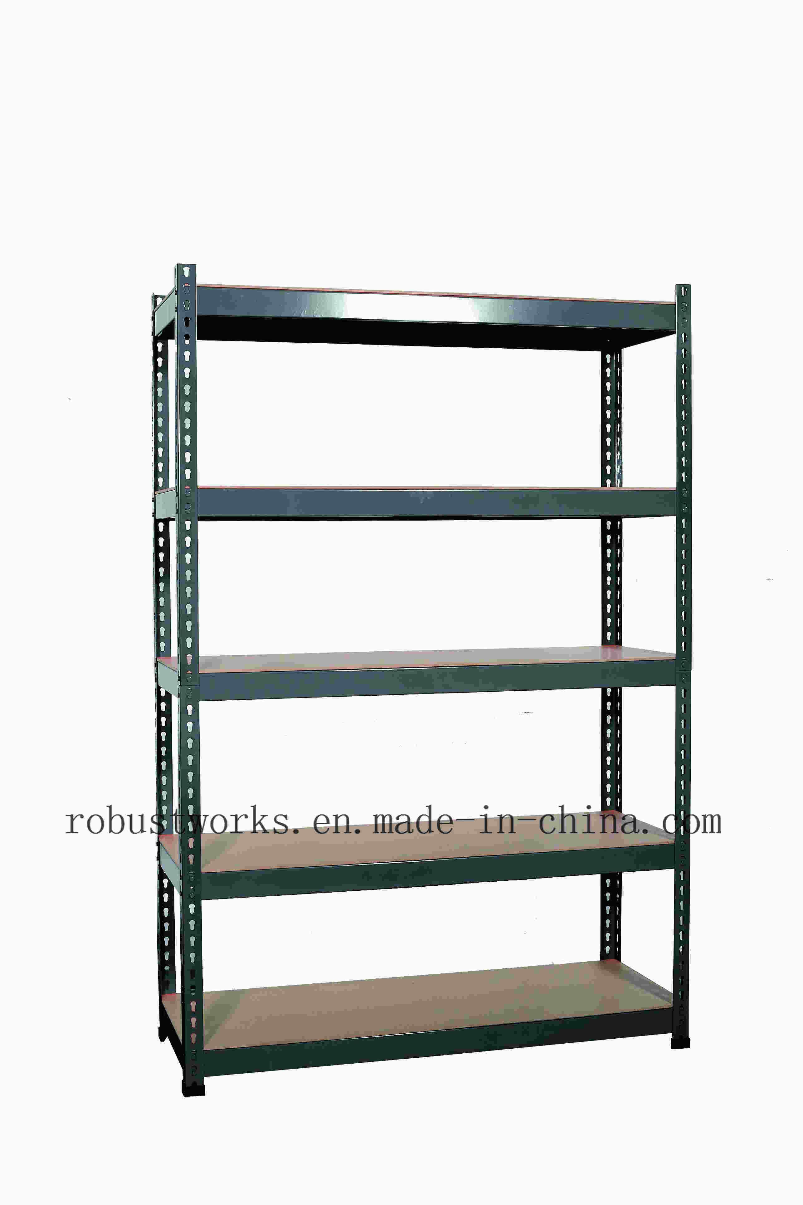 5tiers Metal Rack Storage Shelf (12050-100)