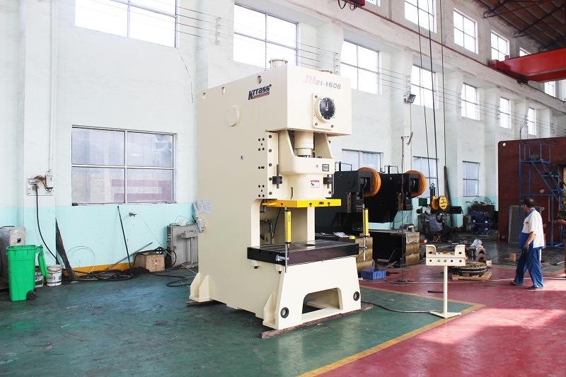 Jh21 C-Frame Hydraulic Punch Power Press