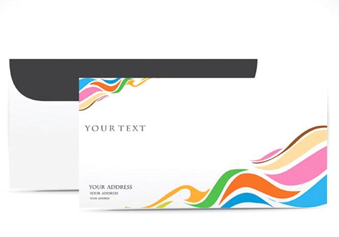 Envelope Printing, Customer Envelope, Paper Envelope Printing (jhy-085)