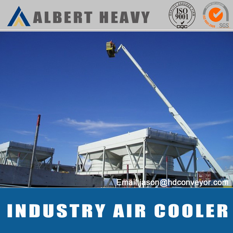 Air Condenser Air Cooled Shell and Tube Heat Exchanger
