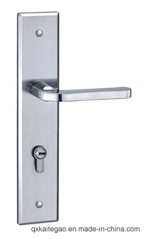 SUS304 Satin Finish Plate Handle (KTG-8502-010)