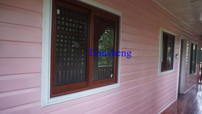 Economical Type Aluminum Sliding Window