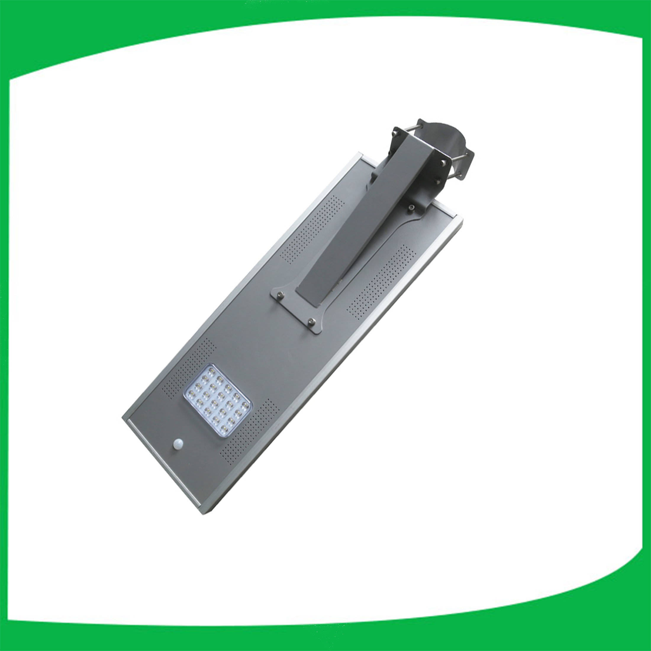 Waterproof IP65 LED Solar Street Light All in One