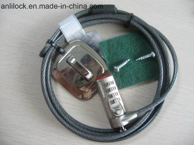 Combination Laptop Lock, Combination Computer Lock (AL-7500)