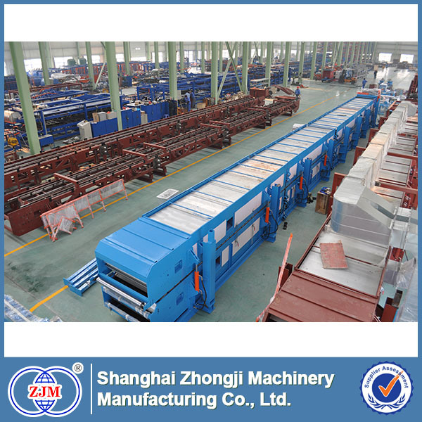 Continuous Sandwich Panel Production Line (SP-PU-M)