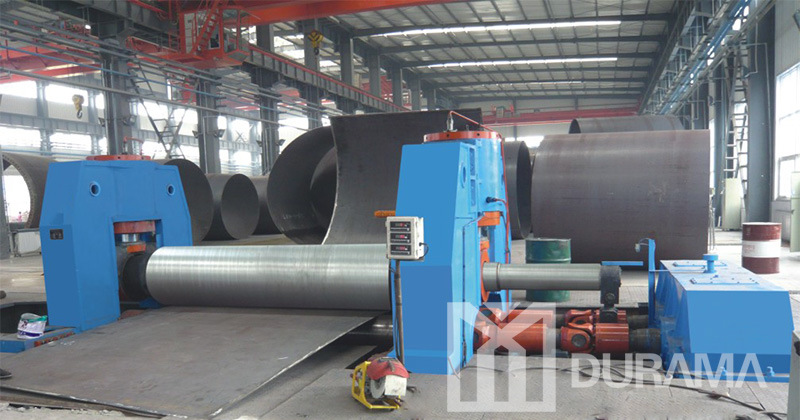 New Plate Bending Machine, Rolling Machine, Manual Sheet Metal Rolling Machine
