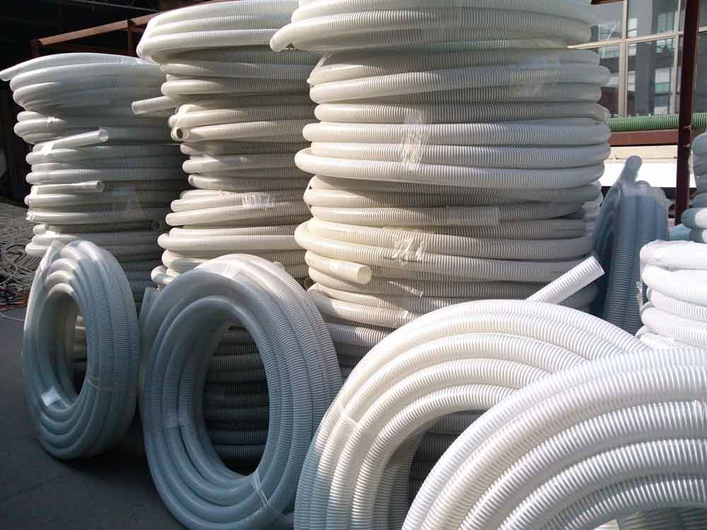 China quot pvc spiral pipe suction hose for agriculture