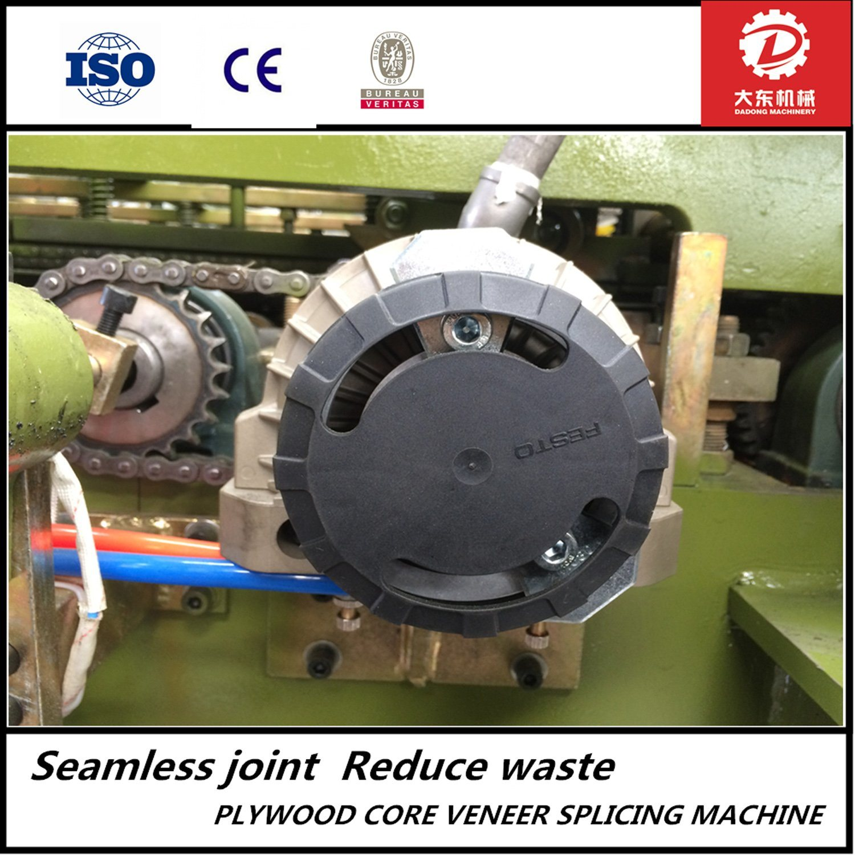 Automatic Servo Woodworking Machine Put Plate Together Machinery