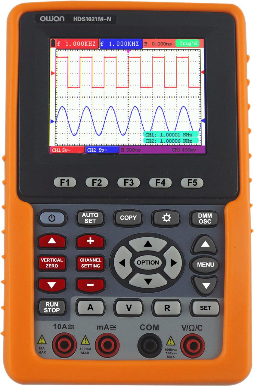 OWON 100MHz Handheld Digital Storage Oscilloscope (HDS3101M-N)