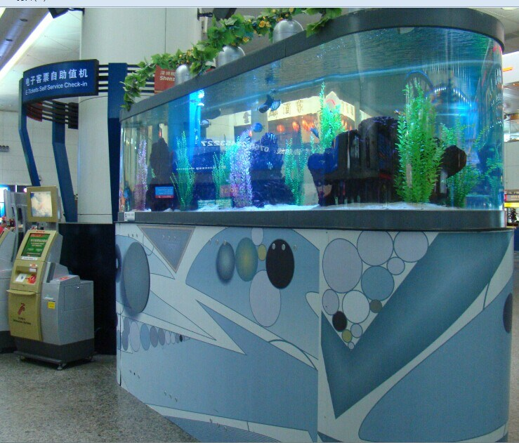 Acrylic Fish Tank (MR-004)