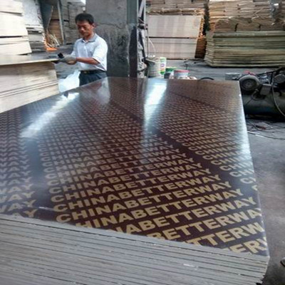 21*610*2500mm Brown Film Faced Plywood