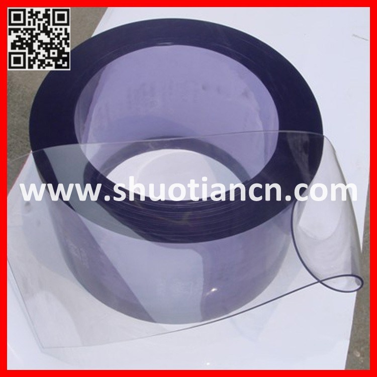 Plastic Transparent Industrial PVC Strip Curtain (ST-004)