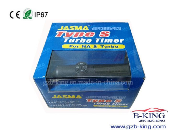 Auto Turbo Timer (12V or 24V optional)