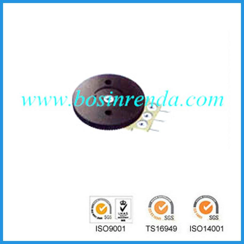 Rotary Thin Knob Poteniometers for Radio Volume Control
