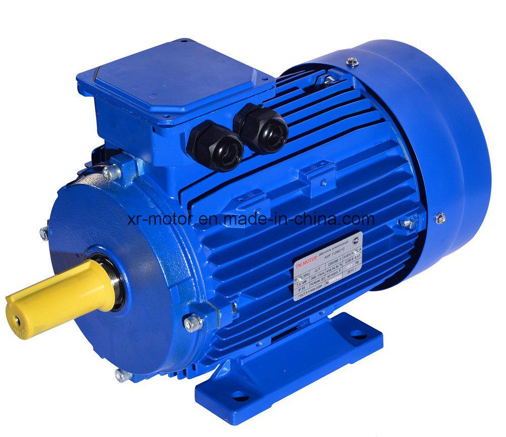 Single Phase Double Capacitor AC Motors