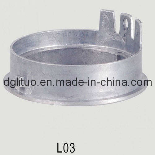 Aluminum Die Casting for LED Box Lid