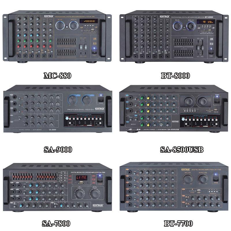 Km-4950 Big Discount Digital Stereo Echo Mixing Power Amplifier in Malaysia
