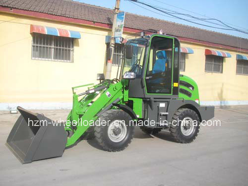 Hzm Jn 910 Small Mini Backhoe Wheel Loader