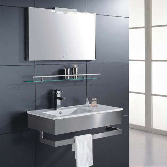 china stainless steel bathroom cabinet stainless steel cabinet