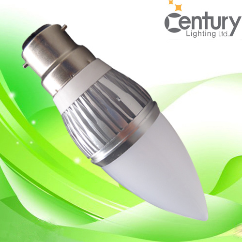 CE RoHS Approval 3W LED Candle Light