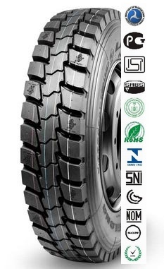 Radial Truck Tyre 1000r20, 1100r20, 1200r20, 295/85, 315/85 Full Range