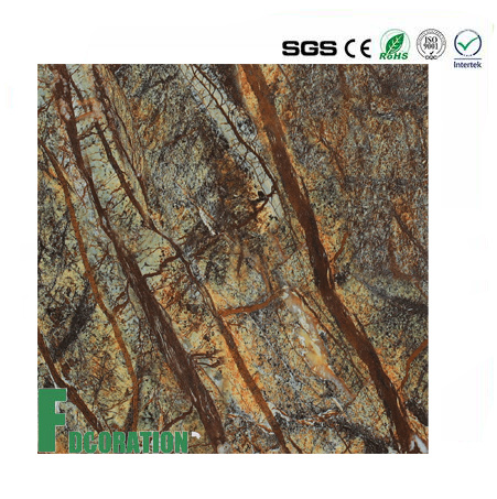 Building Materials PVC Marble Board Marble