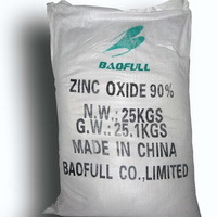 ZnO 90% Direct Process Zinc Oxide for Pigment Chemcial