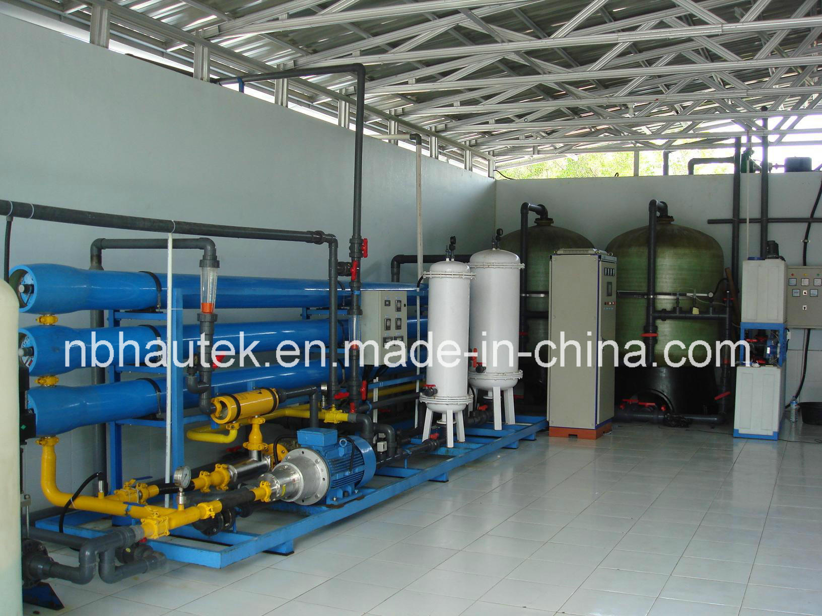 China Seawater Desalination System