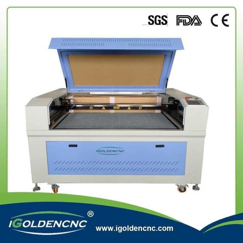 CO2 Laser Cutting Machine for Cutting Wood, Acrylic, Plastic, Steel, Metal
