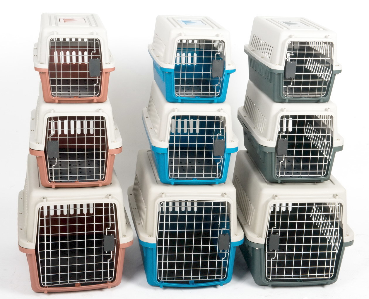 China Pet Product, Durable Pet Carrier, Traveling Pet Cage