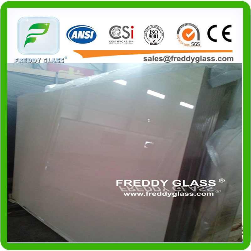 3mm-10mm Colored Painted/Lacquered Glass for Decoration