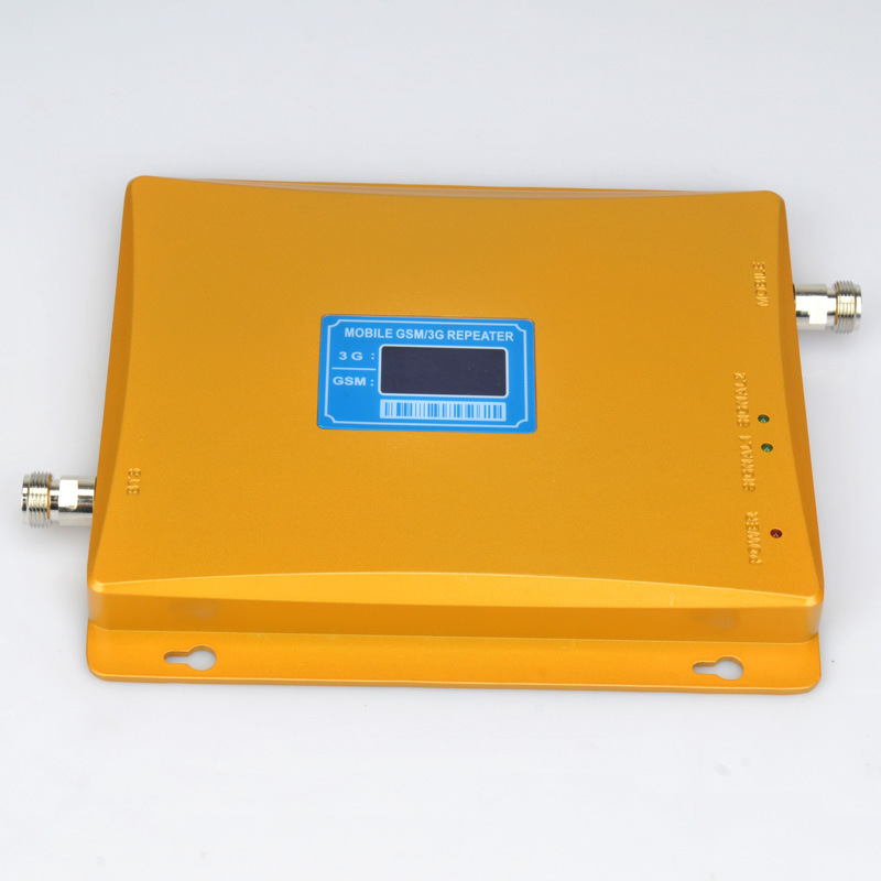 High Power GSM 3G Repeater 900 / 2100 GSM Dual Band Signal Booster