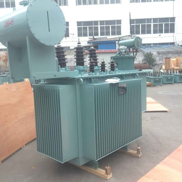Amorphous Alloy Core Distribution Transformer