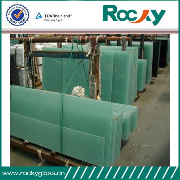 Rocky Factory 14years En14449: 2005 Certificate Safety Tempered Laminated Glass