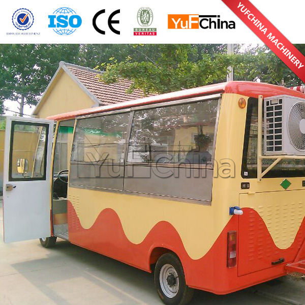 Hot Sale Bottom Price Food Cart with Best Quality
