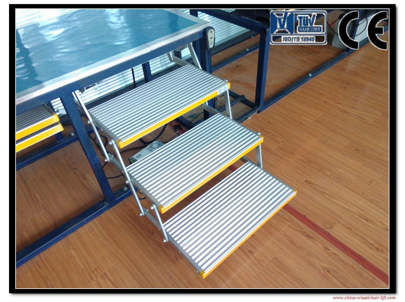 3-Step Ladder 3-Steps Folding Ladder and Folding Steps