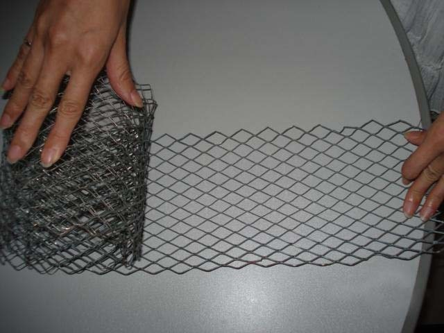 China wire mesh for brick construction coil