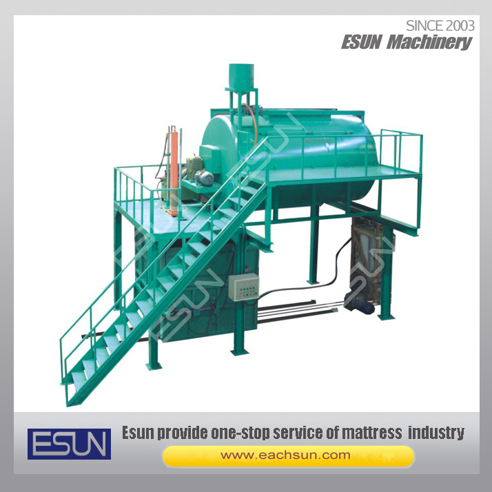 Foam Re-Bonding Machine (EJB-10B)