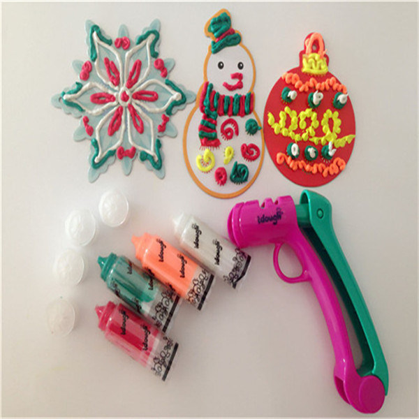 Magnetic Wholesale Hot Selling Magic Dough Kit Clay