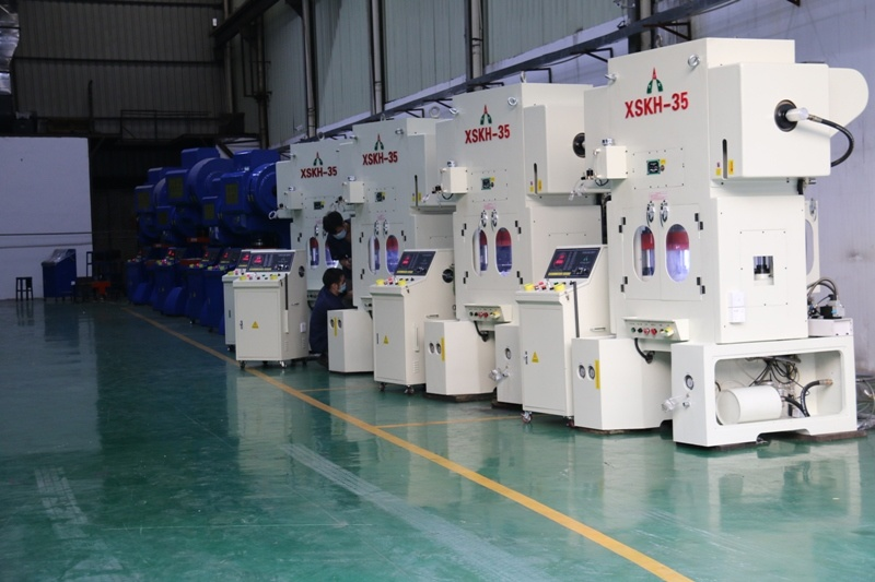 H-Frame High Speed Punching Press Machine (35ton)