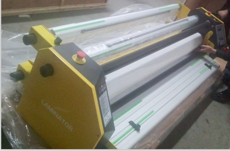 1.6m Full Automatic Hot and Cold Laminator