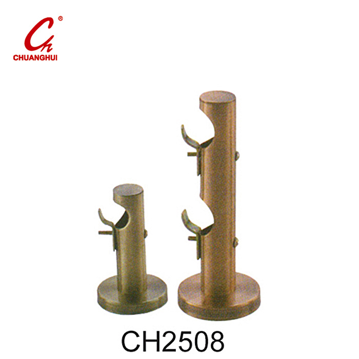 Window Curtain Rod Pipe Bracket (CH2508)