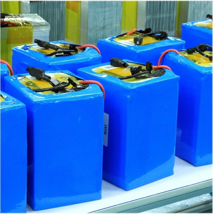 Electric Car Battery LiFePO4 Lipo 12V 24V 36V 48V 72V 20ah 40ah 60ah 80ah 100ah Lithium Battery Pack for Electric Bike E-Scooter Golf Cart