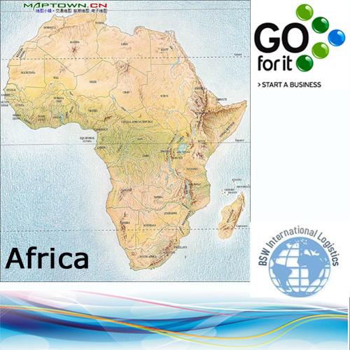 Air Transport to Swaziland, Tanzania, Togo, Tunisia, Uganda (logistics service)