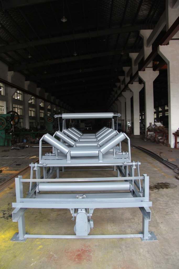Customized Conveyor Plough Tripper with Unloading Roller-13