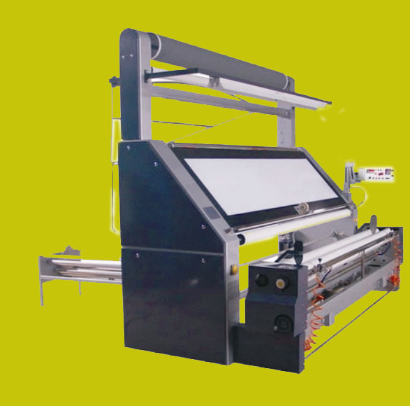 Tubular Fabric Slitting Inspection Machine (MT-B)