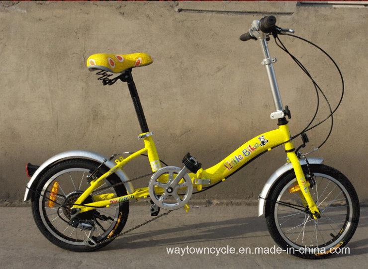 Folding Bike (WT-16410)