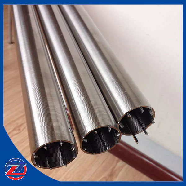 Stainless Steel Wedge Wire Filter for Industrial Filtration