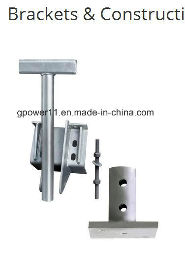 Steel Welded Ground Screw Anchor Earth Screw Anchor